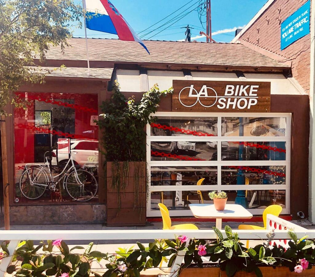 bike shop la los angeles