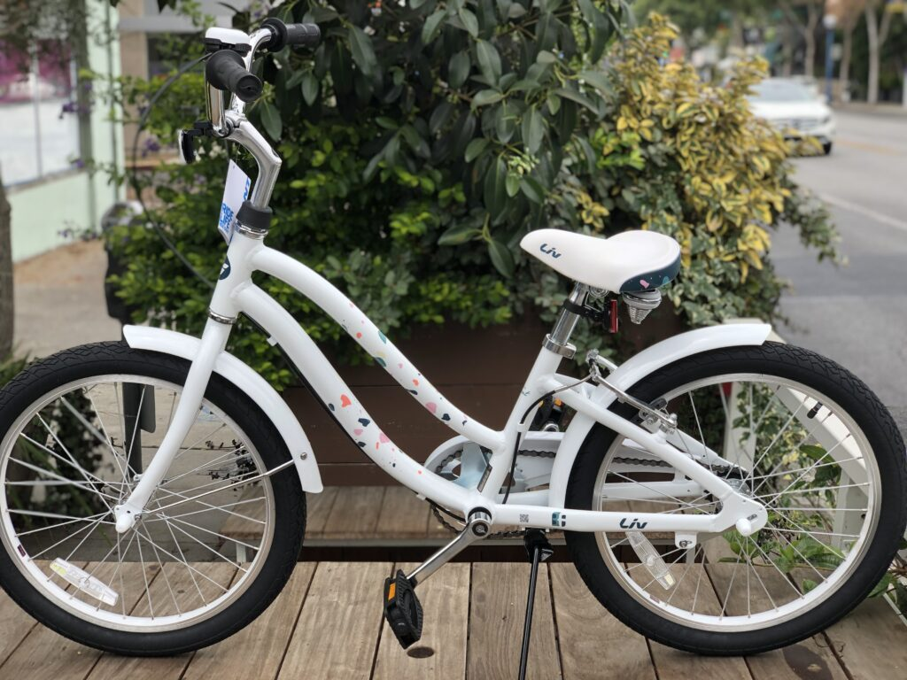 brand new liv kids bike available los angeles